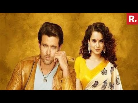 Kangana Ranaut Hits Back - Responds To Hrithik Roshan's Interview