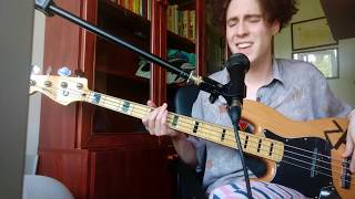 The Wombats - Lethal Combination (COVER) with BASS