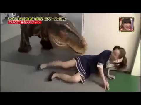 Так и в штаны наложить можно прям как живой динозавр