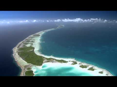 Moby - Porcelain Video (Islands in South Pacific)