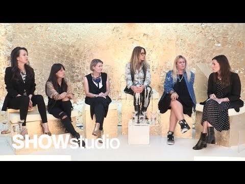 Sonia Rykiel Womenswear - Spring / Summer 2015 Panel Discussion
