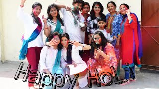 Holi nSpecial // Dance Choreography Salman Saifi From Angels Dance Academy