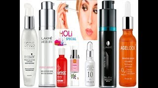 Top 10 face serum for glowing skin in India with Price