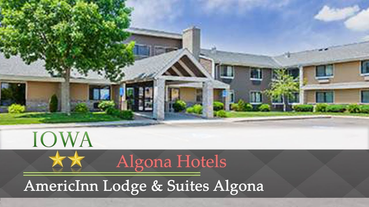 Americinn Lodge Suites Algona Hotels Iowa