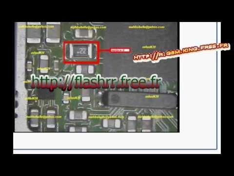 nokia 2220 slide hardware solution
