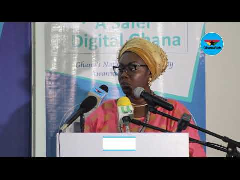 Ghana's cyber security at the formative stage – Communications Minister reveals