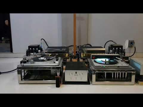 ACAPELLA Campanile + EMT 930 + Jadis JA 80 + Jadis JP80mc + Siltech cable