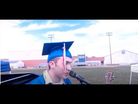 Calhan High School Graduation 2020
