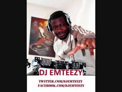 DJ emteezy - Vol 4 - Africa Coast to Coast Mix - Awilo, Ofori Amponsah,  Werrason, Jesse Matador etc