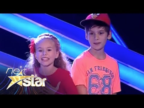 "Participantii de la prima editie Next Star - ""We are the world"""