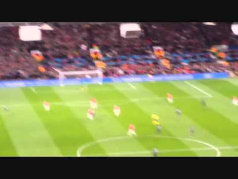 Manchester United 3-0 Olympiakos 2nd Leg Old Trafford Including RvP Penalty