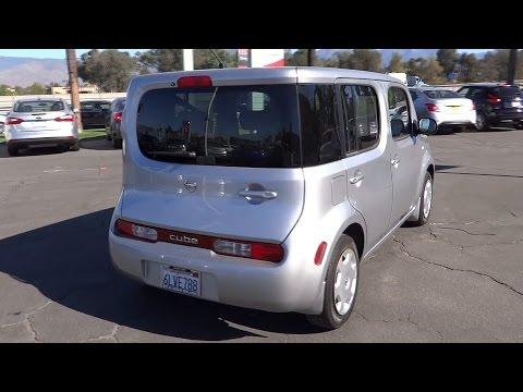 2010 Nissan cube San Bernardino, Fontana, Riverside, Palm Springs, Inland Empire, CA P8402