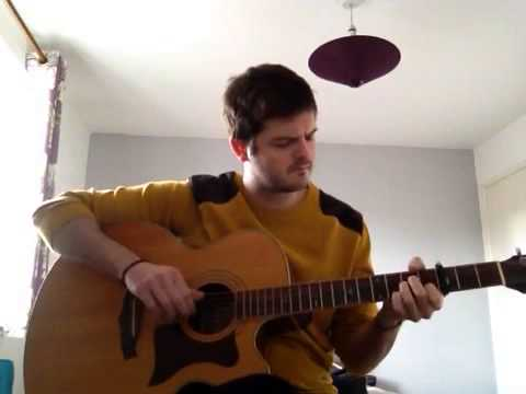 Angi acoustic cover - Davy graham