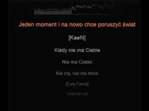 KaeN feat. Ewa Farna - Echo (tekst)