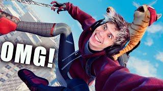 LA SKIN DE MI GATO! | Spider-Man: Miles Morales (PS5)