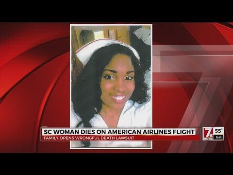 SC Woman Dies On American Airlines Flight