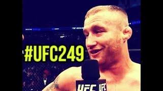 UFC 249 Location