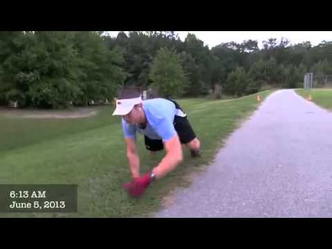 ? One Mile Spider Man Crawl