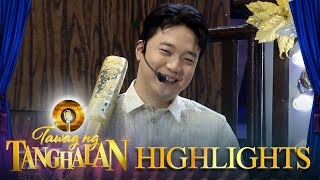 Tawag ng Tanghalan: Ryan thanks Calvin for following him in Instagram