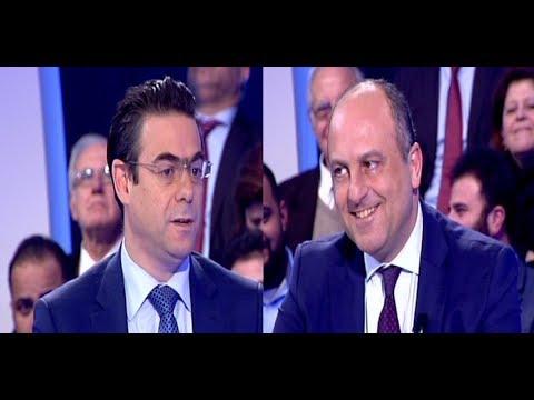 ضروري نحكي مع الوزير السابق نقولا الصحناوي والوزير بيار بو عاصي