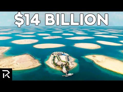 Why Dubai Has $14 Million Empty Man-Made Islands