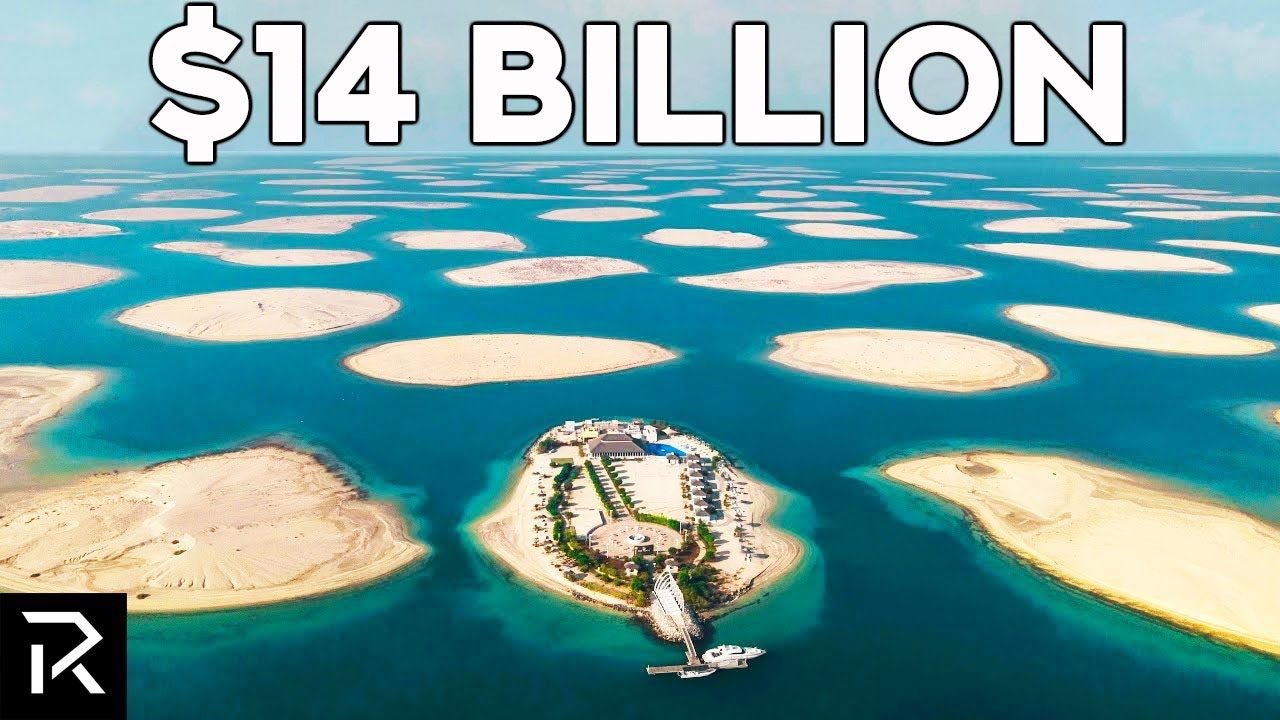 Why Dubai Has $13 Billion Empty Man-Made Islands