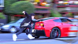 Gold Digger Steals Car!!! PRANK GONE WRONG!!!