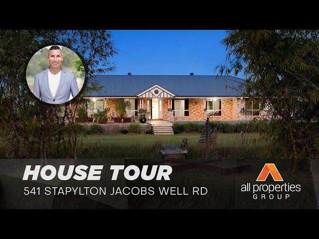 541 Stapylton Jacobs Well Road, Alberton   House Tour   Chris Gilmour