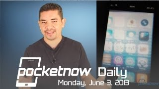 iOS 7 leaked, Asus tablets, Stephen Elop's Nokia for 2013 & more - Pocketnow Daily