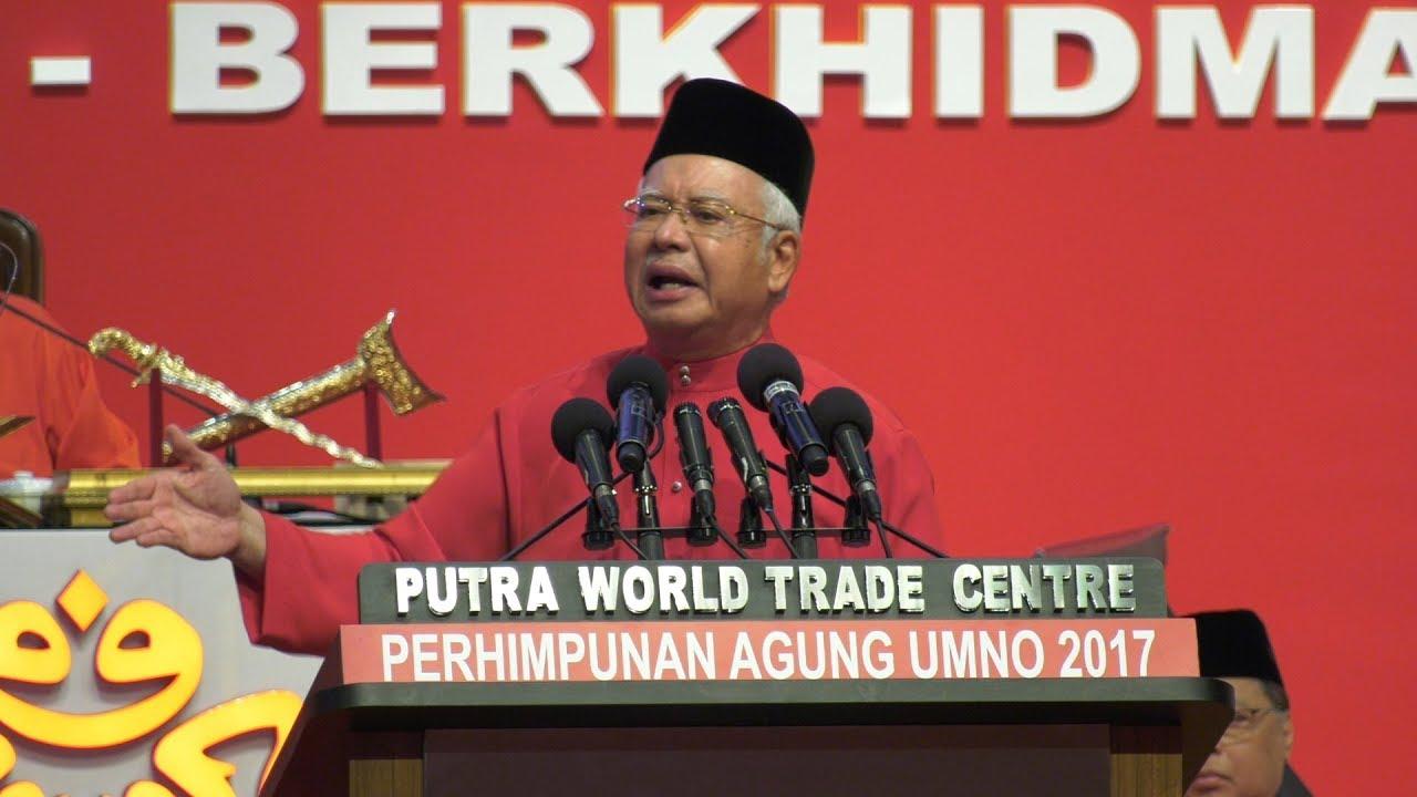 Umno AGM: I am not alone, says Najib