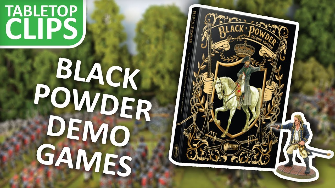Black Powder 2nd Edition with Rick Priestley