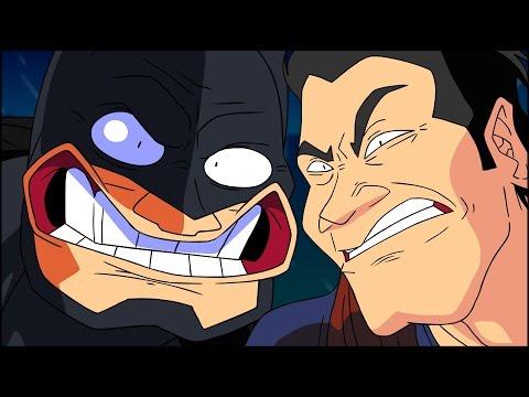 BATMAN V SUPERMAN (deleted scene)