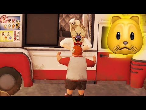HE KIDNAPPED A FAT KID!! | Ice Scream Mobile Horror Game | Fan Choice FRIGHTday