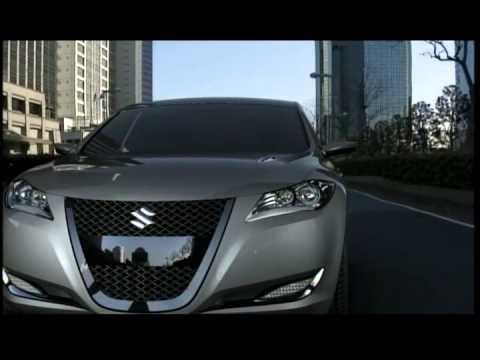 2008 Suzuki Kizashi 3 Concept Youtube