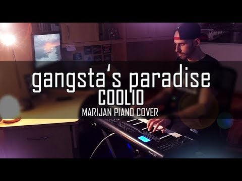 Coolio - Gangsta's Paradise   Piano Cover + Sheets