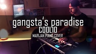 Coolio - Gangsta's Paradise | Piano Cover + Sheets