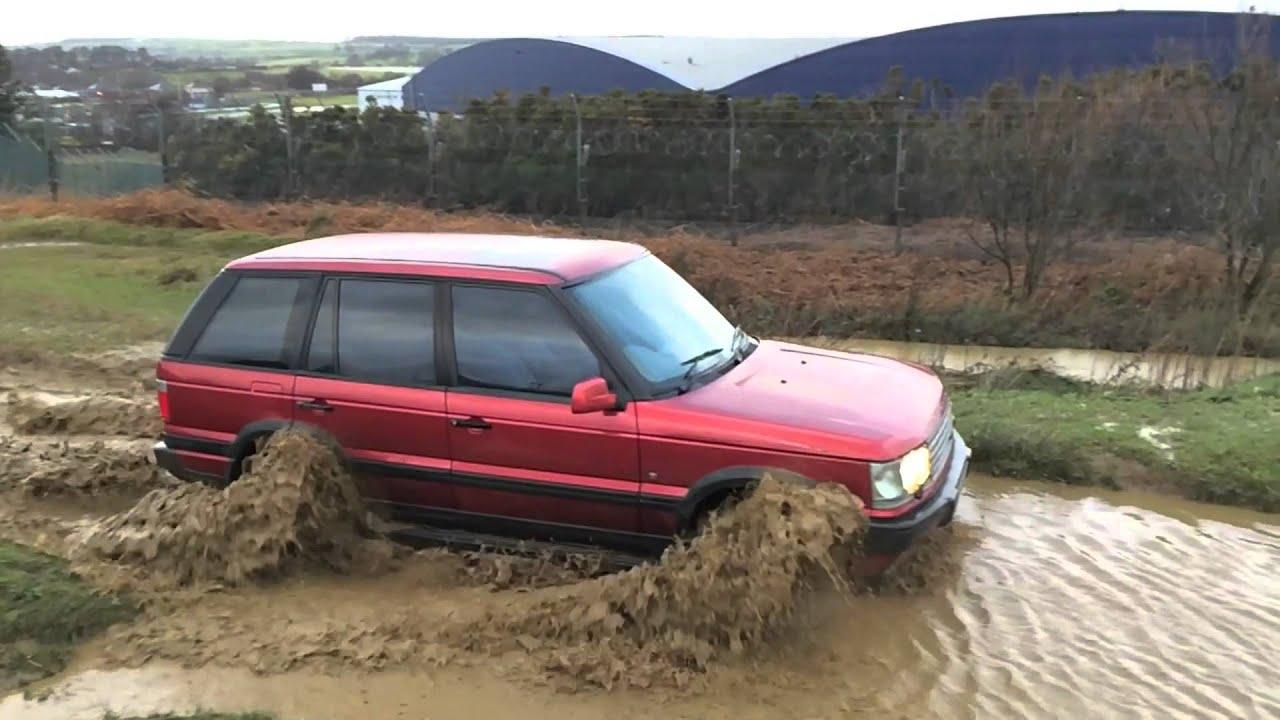 Range Rover P38 f Road