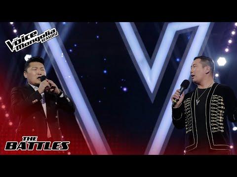 "Dashchanrav.G VS Dashnyam.E | ""Unu Munkh Oron"" | The Battle | The Voice Of Mongolia S2"