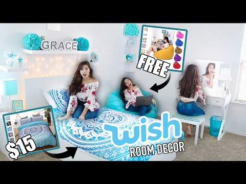 WISH ROOM MAKEOVER!!!