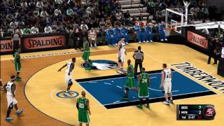 "NBA 2K11 - Xbox 360 ""Timberwolves suck"""