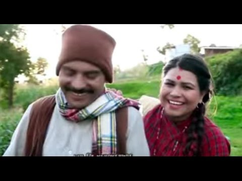 Golbhedako Chatani | New Lok Dohori Song 2072 | Magne Budo Comedy Lok Dohori Song || Him Samjhauta