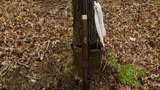 shooting my 50 cal hawken muzzleloader