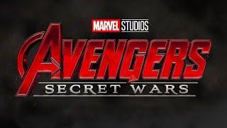 Avengers 5 Secret Wars New Tony Stark Easter Egg Avengers Endgame