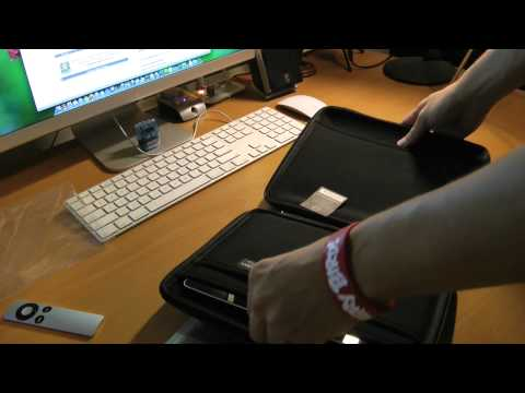 Unboxing: Argos 2 Case And Dresden Klaus9i Messenger Bag For IPad 2