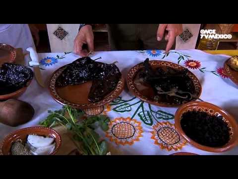 La ruta del sabor - Mole poblano. Puebla, Puebla (15/01/2013)