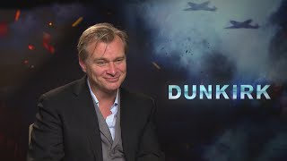 DUNKIRK: Christopher Nolan had 'fun' raising eyebrows with cast choice