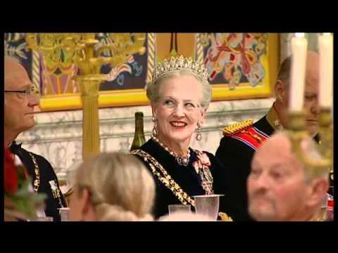 HRH. The Prince Consort speech at Gala Dinner