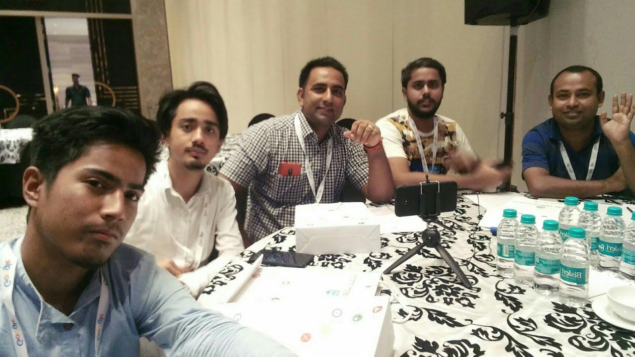Google Search Conference 2018 Kolkata My First Vlog Technical Kancha