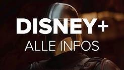 Disney+: Alle Infos zum neuen Streaming-Anbieter | deutsch