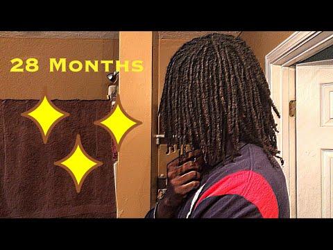 Dreadlock Journey (2 Years 4 Months)